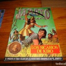 Tebeos: JABATO COLOR EDICION HISTORICA Nº 9 LOS SICARIOS DE KIRO. Lote 291449908