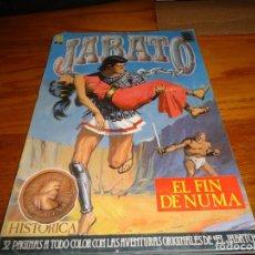 Tebeos: JABATO COLOR EDICION HISTORICA Nº 14, EL FIN DE NUMA. Lote 291457603