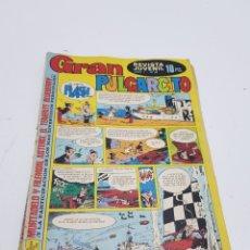 Tebeos: LOTE 5 ANTIGUOS COMIC O TEBEOS GRAN PULGARCITO. Lote 291466763