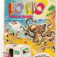 Livros de Banda Desenhada: TIO VIVO EXTRA DE VERANO, 1978. BRUGUERA. (C/A101). Lote 291887713