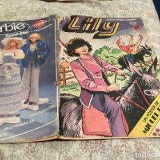 Tebeos: LILY Nº 951 CON POSTER DE MIGUEL BOSE - EDITORIAL BRUGUERA. Lote 291920113