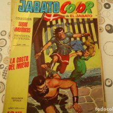 Tebeos: JABATO COLOR SEGUNDA EPOCA Nº 52 LA COSTA DEL MIEDO. Lote 291965228