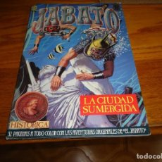 Tebeos: JABATO COLOR EDICION HISTORICA Nº 11, LA CIUDAD SUMERGIDA. Lote 291965768