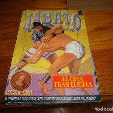 Tebeos: JABATO COLOR EDICION HISTORICA Nº 13, LUCHA TRAS LUCHA. Lote 291965898