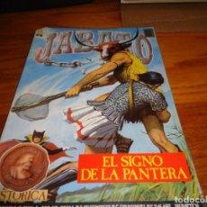 Tebeos: JABATO COLOR EDICION HISTORICA Nº 15, EL SIGNO DE LA PANTERA. Lote 291966013