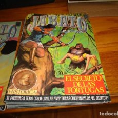 Tebeos: JABATO COLOR EDICION HISTORICA Nº 18, EL SECRETO DE LA TORTUGA. Lote 291966093