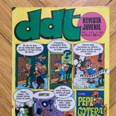 Tebeos: DDT Nº 432 - MUY BUEN ESTADO. Lote 292051778