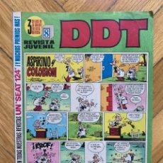 Tebeos: DDT Nº 164. Lote 292053683