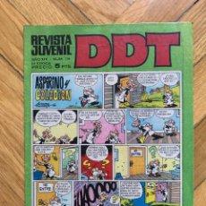 Tebeos: DDT Nº 134. Lote 292056533