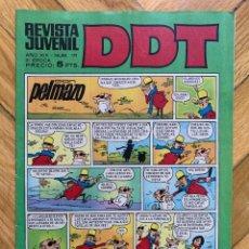 Tebeos: DDT Nº 133. Lote 292057513