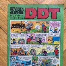 Tebeos: DDT Nº 132 - PERFECTO ESTADO. Lote 292059728