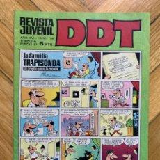Tebeos: DDT Nº 116 - EXCELENTE ESTADO. Lote 292064198