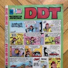 Tebeos: DDT Nº 91 - EXCELENTE ESTADO. Lote 292064813