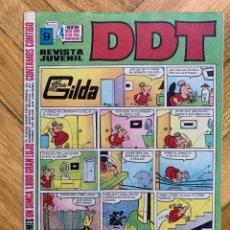 Tebeos: DDT Nº 88. Lote 292149478