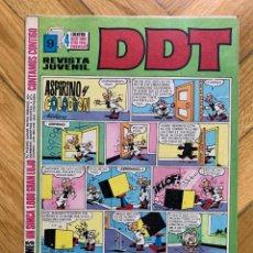 Tebeos: DDT Nº 75 - IMPOLUTO!. Lote 292151328