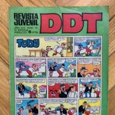 Tebeos: DDT Nº 70. Lote 292152368