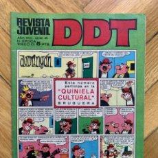 Tebeos: DDT Nº 40 - ESTADO MUY BUENO. Lote 292152903