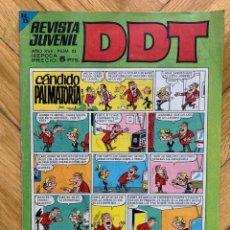 Tebeos: DDT Nº 25 - ESTADO MUY BUENO. Lote 292153818