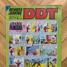 Tebeos: DDT Nº 21 - MUY BIEN CONSERVADO. Lote 292154218