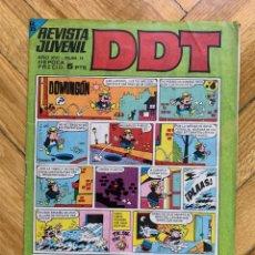 Tebeos: DDT Nº 19 - BIEN CONSERVADO. Lote 292154638