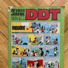 Tebeos: DDT Nº 16 - MUY BIEN CONSERVADO. Lote 292155018