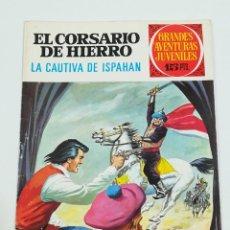 Tebeos: EL CORSARIO DE HIERRO GRANDES AVENTURAS JUVENILES NÚMERO 33. Lote 292252998