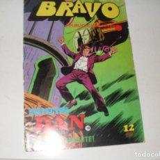 Tebeos: INSPECTOR DAN(BRAVO) NUMERO 19(DE 41).EDITORIAL BRUGUERA,AÑO 1976.. Lote 292510973