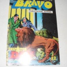 Tebeos: INSPECTOR DAN(BRAVO) NUMERO 14.DE 41).EDITORIAL BRUGUERA,AÑO 1976.. Lote 292511203