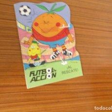 Tebeos: FUTBOL EN ACCION Nº 7 EDITA BRUGUERA. Lote 293171673