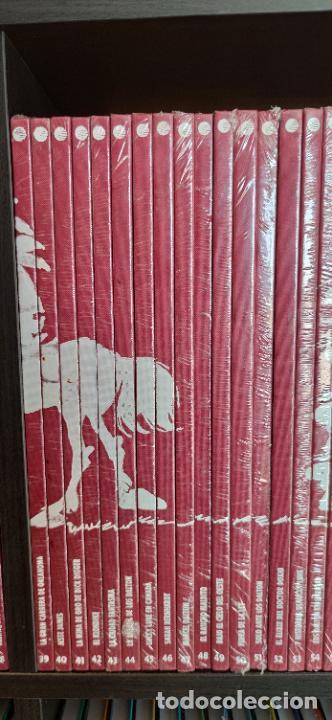 Tebeos: Colección Lucky Luke. 70 aniversario. Planeta de Agostini. 71 tomos correlativos. Muchos precintados - Foto 6 - 293194993