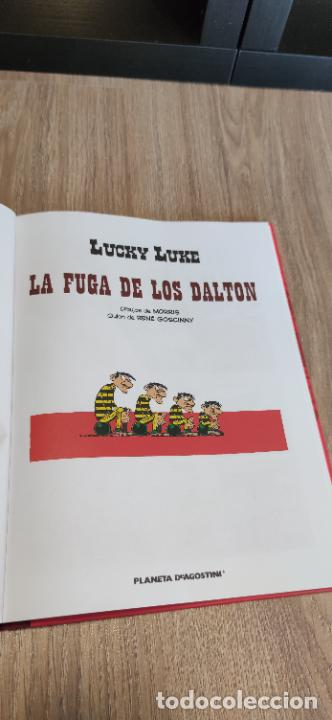 Tebeos: Colección Lucky Luke. 70 aniversario. Planeta de Agostini. 71 tomos correlativos. Muchos precintados - Foto 11 - 293194993