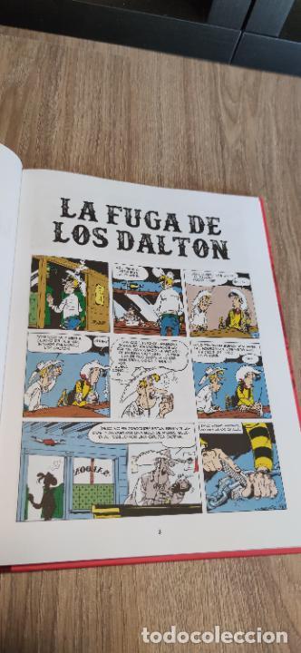 Tebeos: Colección Lucky Luke. 70 aniversario. Planeta de Agostini. 71 tomos correlativos. Muchos precintados - Foto 12 - 293194993