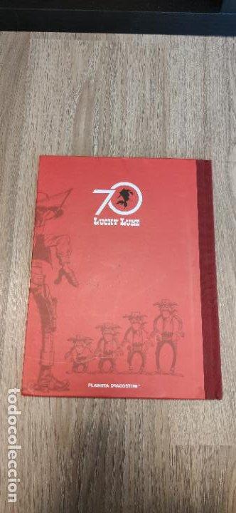 Tebeos: Colección Lucky Luke. 70 aniversario. Planeta de Agostini. 71 tomos correlativos. Muchos precintados - Foto 15 - 293194993