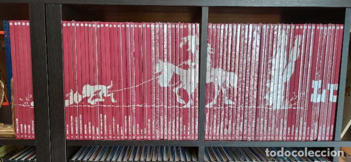 COLECCIÓN LUCKY LUKE. 70 ANIVERSARIO. PLANETA DE AGOSTINI. 71 TOMOS CORRELATIVOS. MUCHOS PRECINTADOS (Tebeos y Comics - Bruguera - Mortadelo)