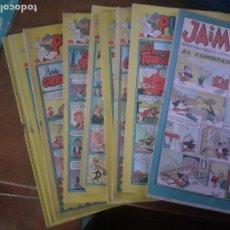 Tebeos: COMICS JAIMITO Y PULGARCITO. Lote 293205793