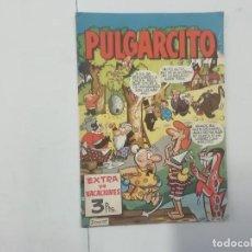 Tebeos: PULGARCITO - EXTRA DE VACACIONES 1957 -( 3 PESETAS ). Lote 293341768