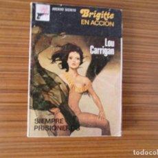 Tebeos: ARCHIVO SECRETO BRIGITTE EN ACCION Nº 168 EDITA BRUGUERA. Lote 293480258