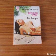 Tebeos: ARCHIVO SECRETO BRIGITTE EN ACCION Nº 174 EDITA BRUGUERA. Lote 293480413