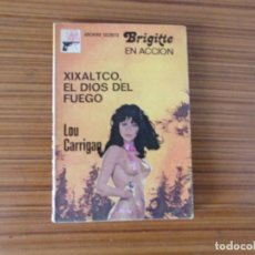 Tebeos: ARCHIVO SECRETO BRIGITTE EN ACCION Nº 179 EDITA BRUGUERA. Lote 293480588