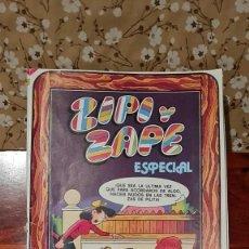 Tebeos: ESPECIAL ZIPI Y ZAPE, Nº 47, 7 DE ABRIL DE 1980, 75 PESETAS, EDITORIAL BRUGUERA.. Lote 293510138