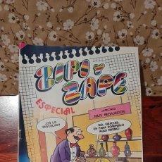 Tebeos: ESPECIAL ZIPI Y ZAPE, Nº 48, 21 DE ABRIL DE 1980, 75 PESETAS, EDITORIAL BRUGUERA.. Lote 293510238