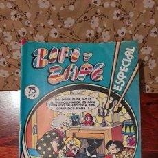 Tebeos: ESPECIAL ZIPI Y ZAPE, Nº 49, 5 DE MAYO DE 1980, 75 PESETAS, EDITORIAL BRUGUERA.. Lote 293510308