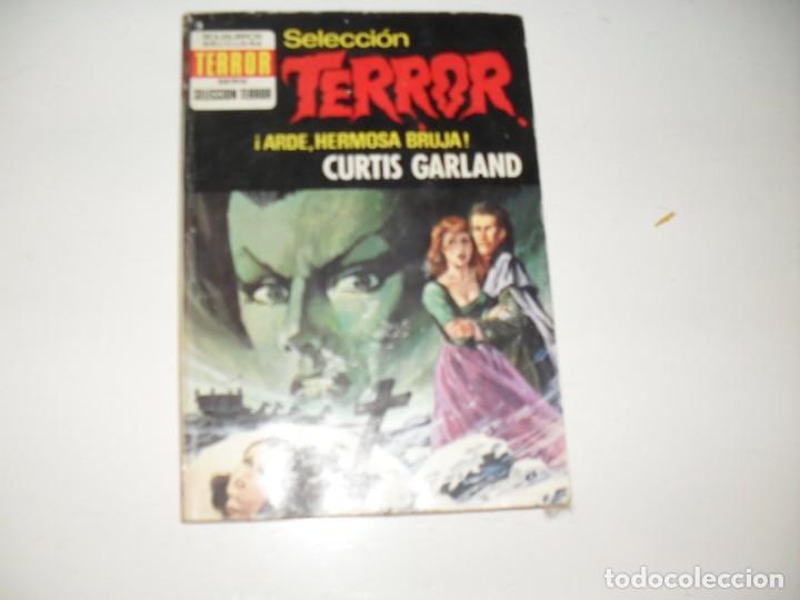 BOLSILIBROS TERROR 108.EDITORIAL BRUGUERA,AÑO 1973. (Tebeos y Comics - Bruguera - Otros)
