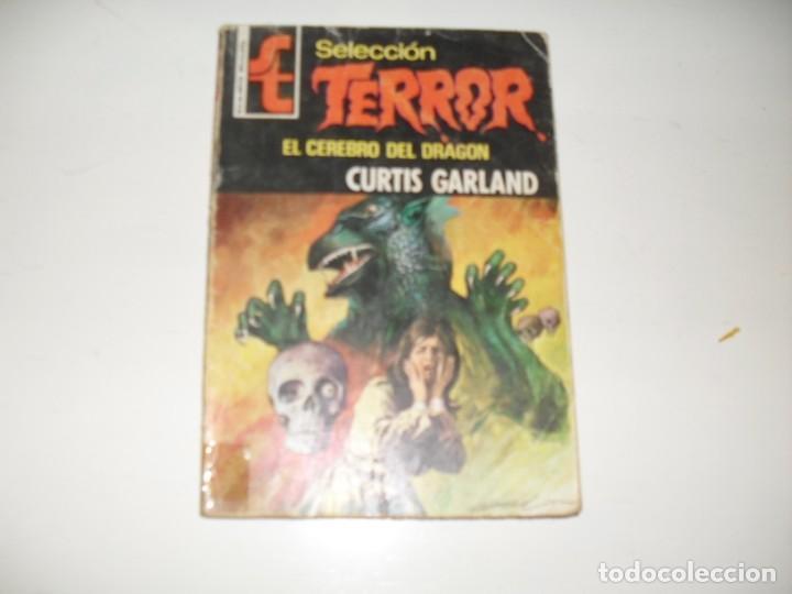 BOLSILIBROS TERROR 143.EDITORIAL BRUGUERA,AÑO 1973. (Tebeos y Comics - Bruguera - Otros)