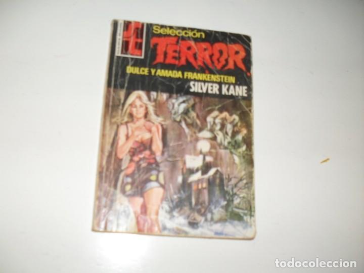 BOLSILIBROS TERROR 135.EDITORIAL BRUGUERA,AÑO 1973. (Tebeos y Comics - Bruguera - Otros)
