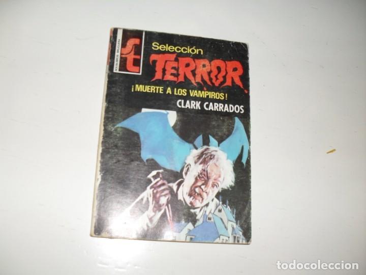 BOLSILIBROS TERROR 130.EDITORIAL BRUGUERA,AÑO 1973. (Tebeos y Comics - Bruguera - Otros)