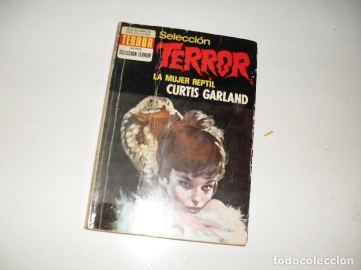 BOLSILIBROS TERROR 93.EDITORIAL BRUGUERA,AÑO 1973. (Tebeos y Comics - Bruguera - Otros)