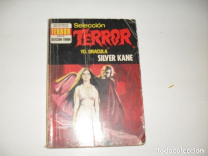 BOLSILIBROS TERROR 74.EDITORIAL BRUGUERA,AÑO 1973. (Tebeos y Comics - Bruguera - Otros)