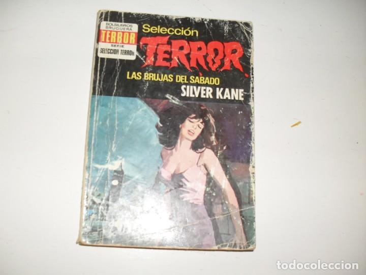 BOLSILIBROS TERROR 64.EDITORIAL BRUGUERA,AÑO 1973. (Tebeos y Comics - Bruguera - Otros)