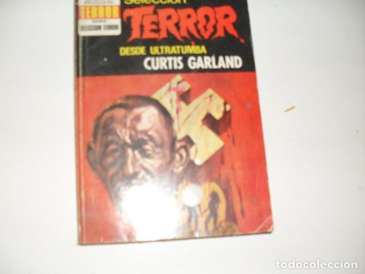 BOLSILIBROS TERROR 62.EDITORIAL BRUGUERA,AÑO 1973. (Tebeos y Comics - Bruguera - Otros)
